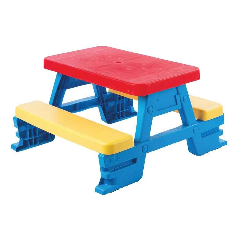 Oyuncak 4 Kişilik Piknik Masası