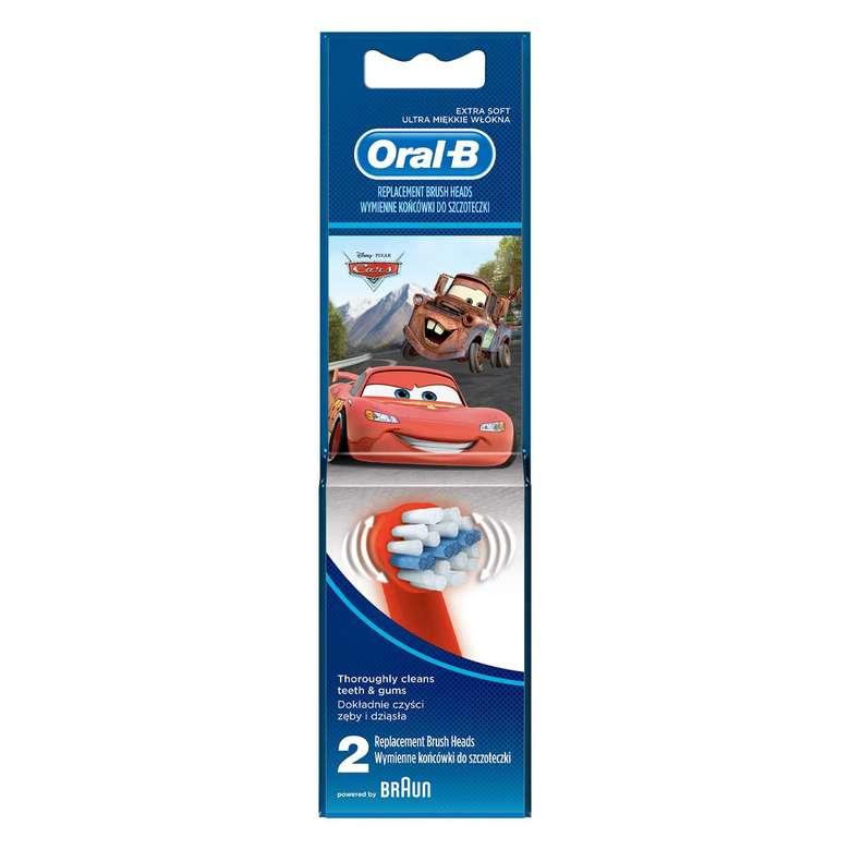 Oral-B Pome Çocuk 2'li Diş Fırçası Başlığı