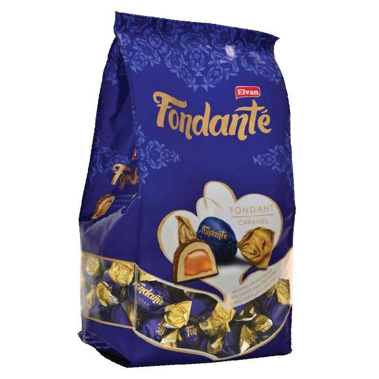 Fondante Çikolata Sütlü 500 G