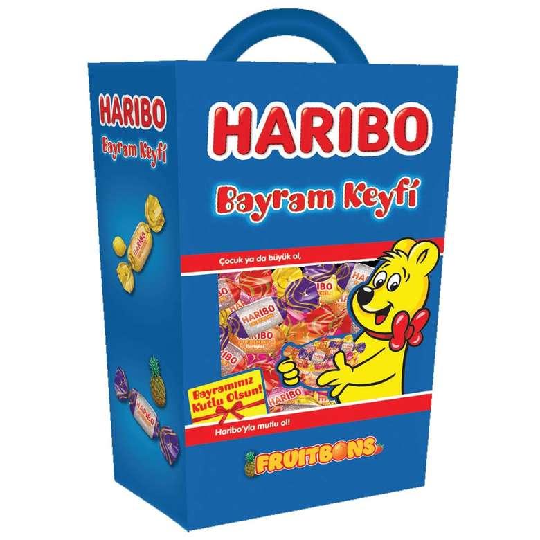 Haribo Fruitbons Yumuşak Şeker 500 G