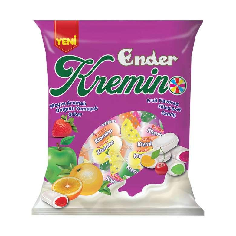 Ender Kremino Yumuşak Şeker Meyve Aromalı Dolgulu 350 G