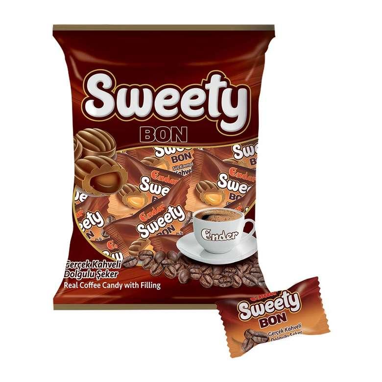 Ender Sweety Bon Sert Şeker Kahveli 350g