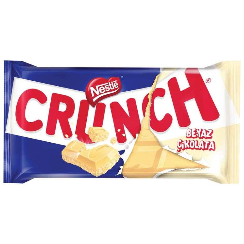 Nestle Crunch Çikolata Beyaz 70 G