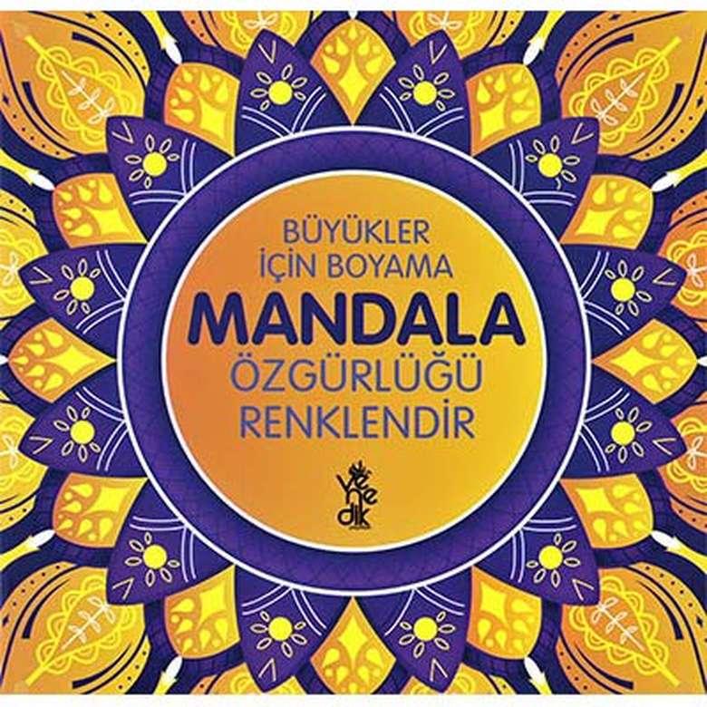 Mandala Kitapları Şehrin Özgürlüğü Renkleri