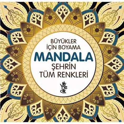 Mandala Kitapları Şehrin Tüm Renkleri