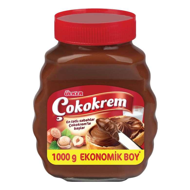 Çokokrem Kakaolu Fındık Kreması 1000 Gr