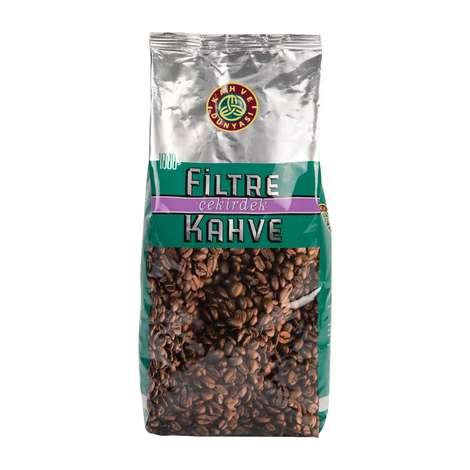 Kahve Dünyası Çekirdek Filtre Kahve 1 Kg