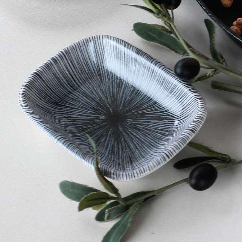 Keramika Kase Ve Sosluk 13 Cm