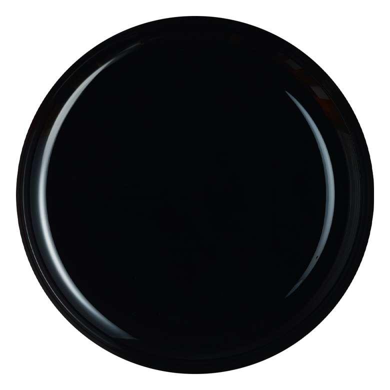 Arcopal Friend Servis Tabağı 29 Cm - Siyah