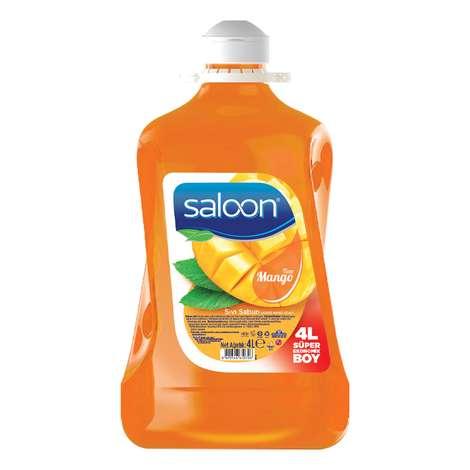 Saloon Sıvı Sabun Mango 4 L