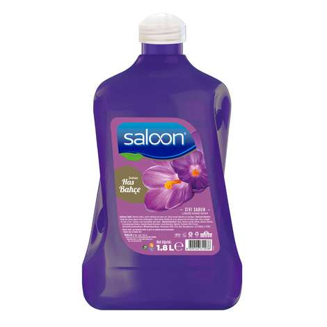 Saloon Sıvı Sabun Sultan Has Bahçe 1,8 L