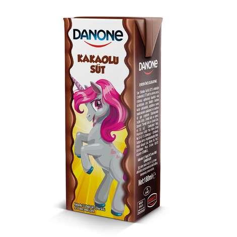 Danone Çikolatalı Süt 180 Ml