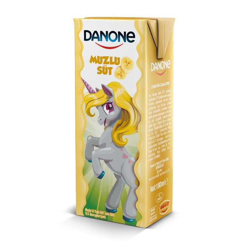 Danone Muzlu Süt  180 Ml
