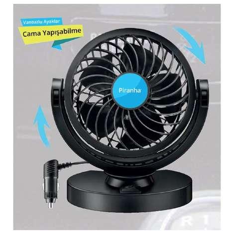 Araç İçi Mini Fan