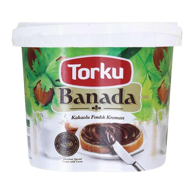 Torku Banada Kakaolu Fındık Kreması 2.500 G