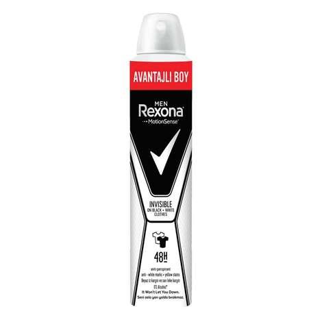 Rexona Black&White Men Deodorant 200 Ml