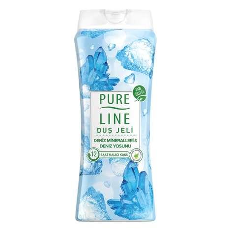 Pure Line Deniz Mineralli&Deniz Yosunlu Duş Jeli 400ml