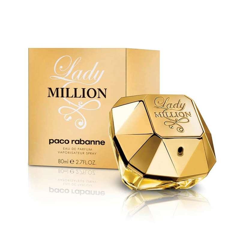 Paco Robanne Lady Million Kadın Parfüm EDP 80ml