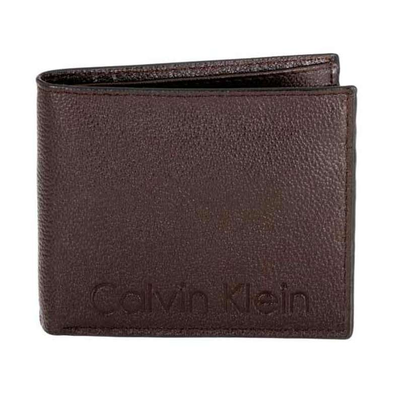 Calvin Klein 79475 Erkek Cüzdan - Kahve