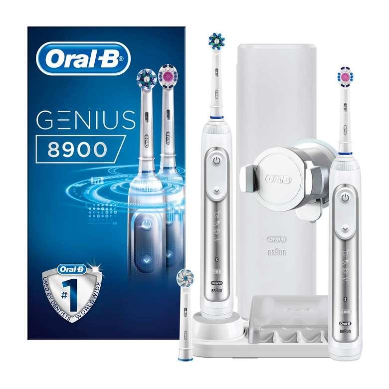 Oral-B Diş Fırçası 8900 Beyaz 2'Li