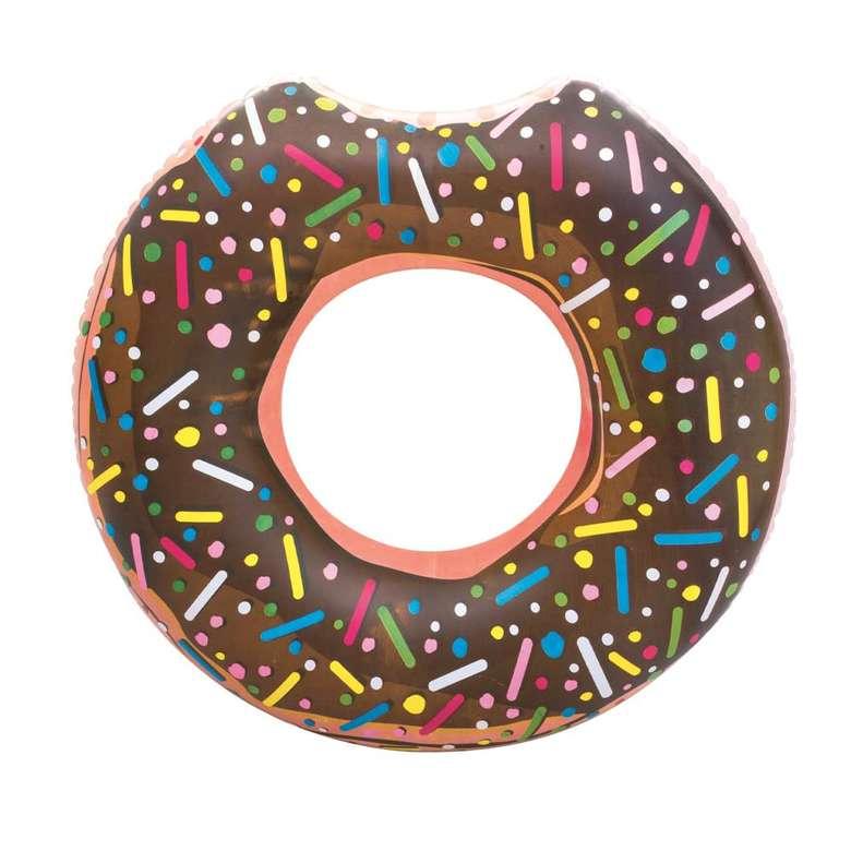 Bestway  Can Simidi - Donut Desenli Kahverengi