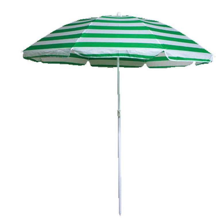 Plaj Şemsiyesi Tilt 1,60 Cm - Yeşil