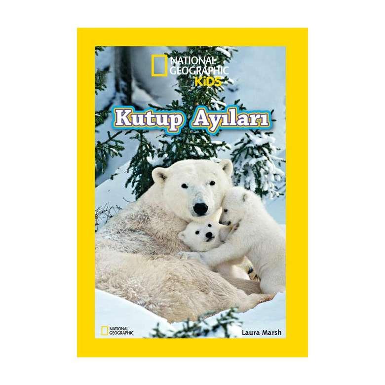 National Geographic Okuma Kitapları - Kutup Ayıları