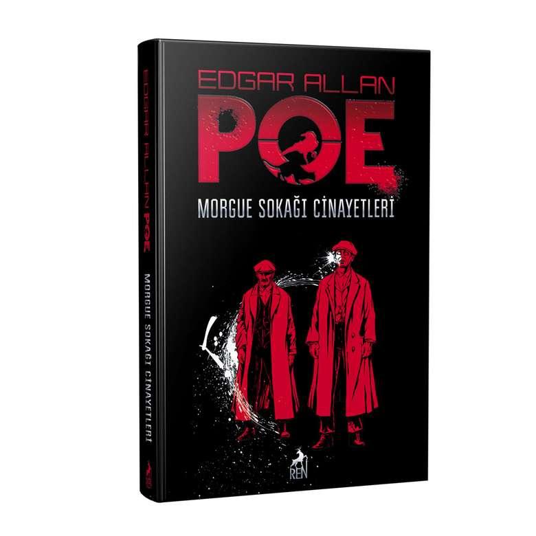 Polisiye Kitap Çeşitleri - Morgue Sokağı Cinayetleri