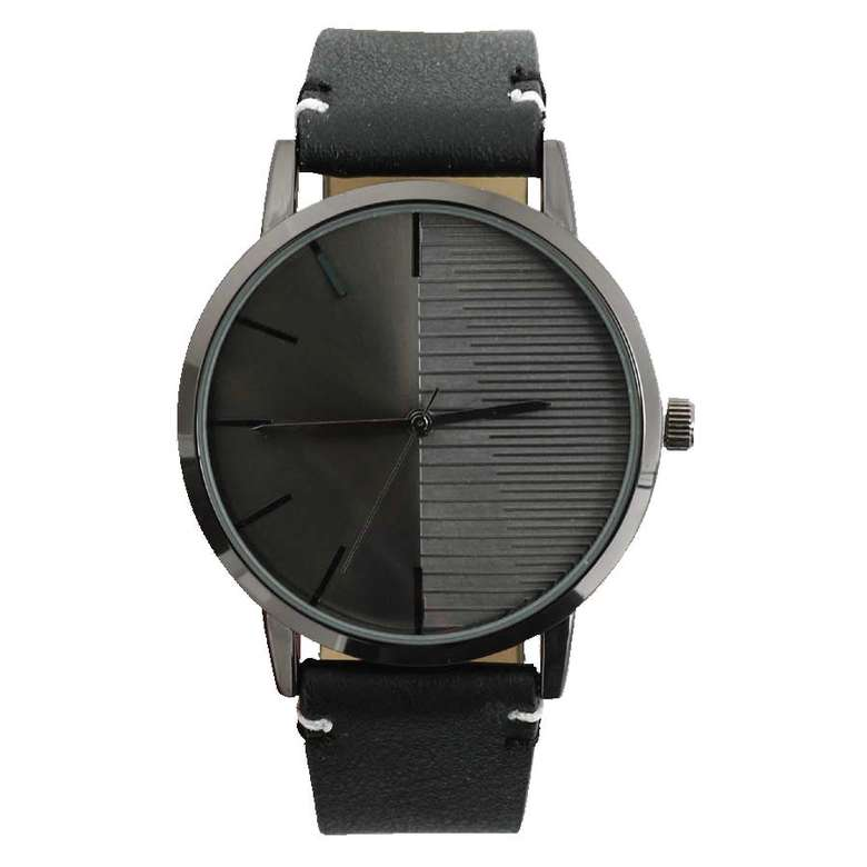 Bay Kol Saati Çeşitleri - Gri -siyah