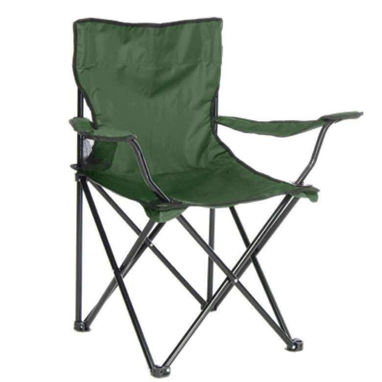 Katlanabilir Kamp Koltuğu 52 Cm - Yeşil
