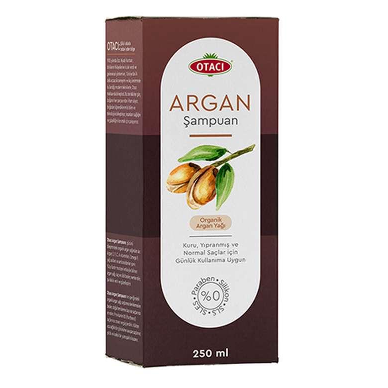 Otacı Şampuan Argan Yağı 250 Ml