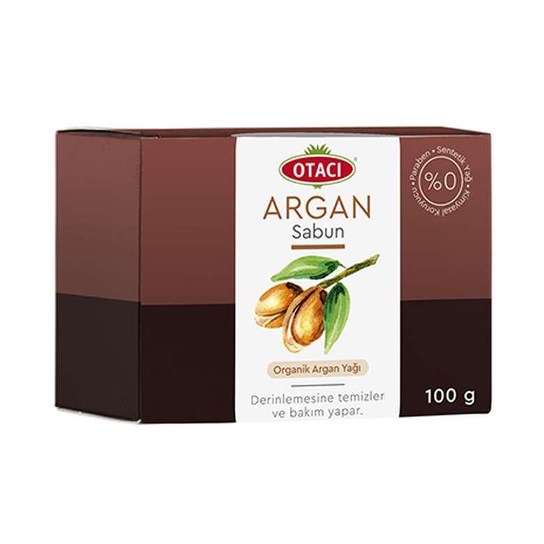 Otacı Katı Sabun Argan 100 Gr