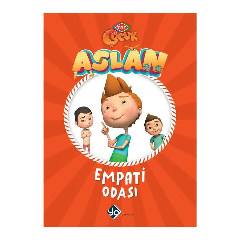 Trt Çocuk Aslan Hür Kitapları - Aslan-Empati Oda