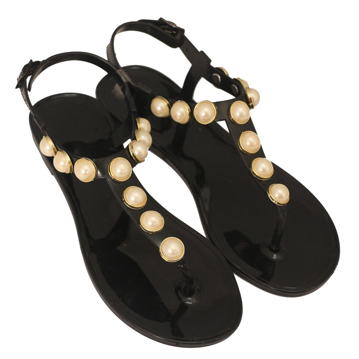 Bayan Sandalet Siyah 36 A101