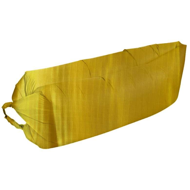 Şişme Şezlong - Sarı