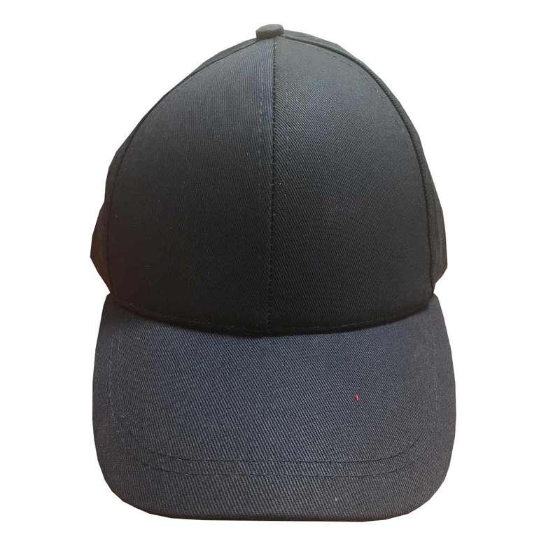 Bay/Bayan Kumaş Ve Kep Şapka - Lacivert