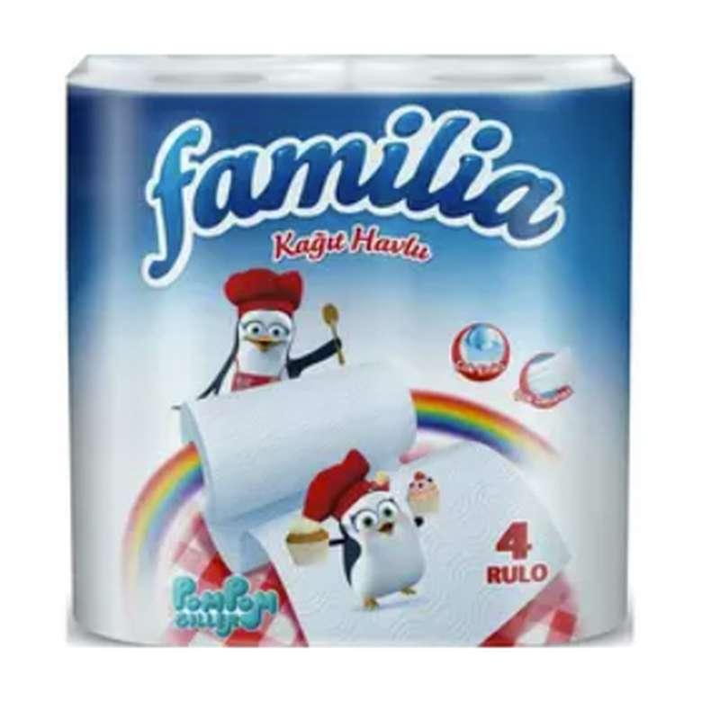 Familia  4'lü Kağıt Havlu