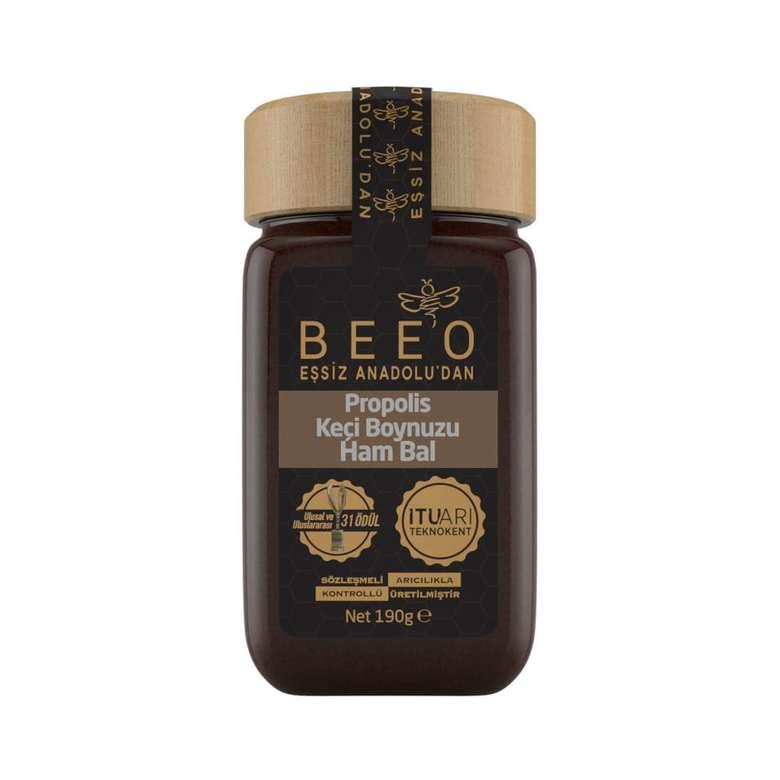 Bee'O Propolis Keçiboynuzu Hambal Karışımı 190 G