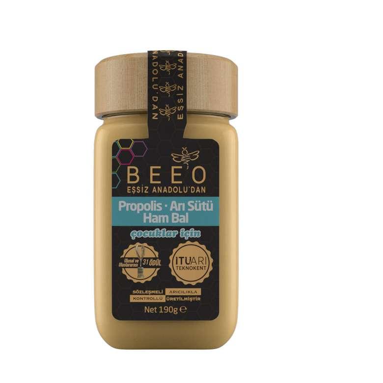 Bee'O Propolis Arısütü Hambal Çocuk İçin Karışım 190 G