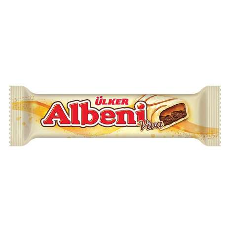 Ülker Albeni Viva Bar Çikolata Beyaz 36g