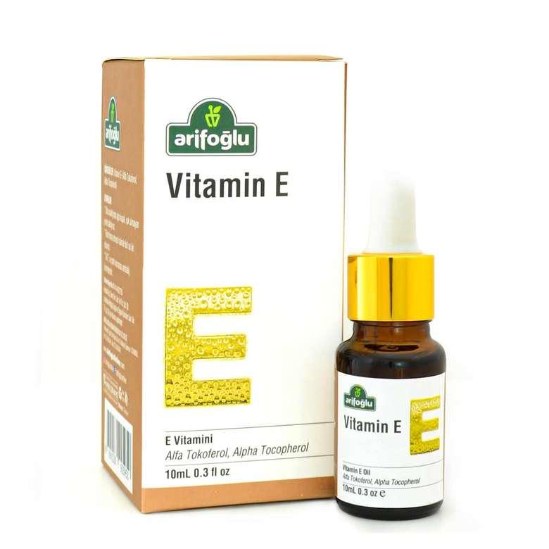 Arifoğlu Bakım Yağı E Vitamini 10 Ml
