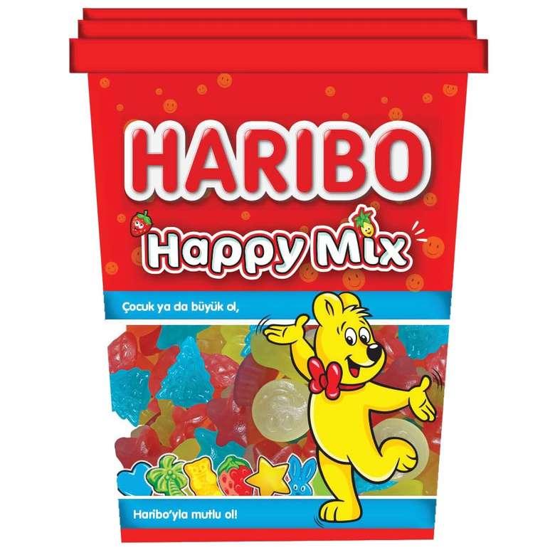 Haribo Yumuşak Şeker Happy Mix Tas 200 G