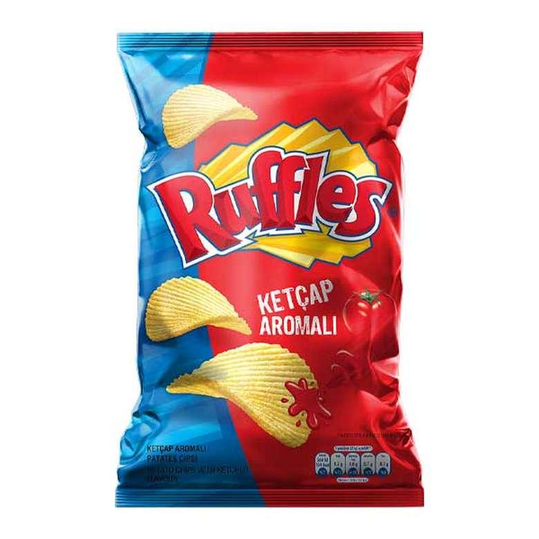 Ruffles Cips Patates Ketçap 107 G