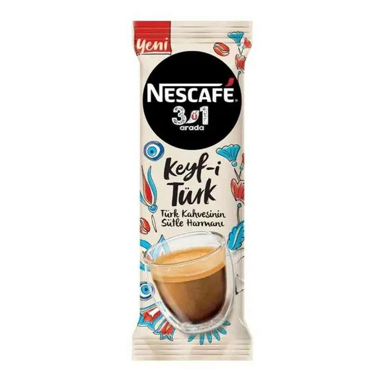 Nescafe 3'ü 1 arada Keyf-i Türk 18,5 G