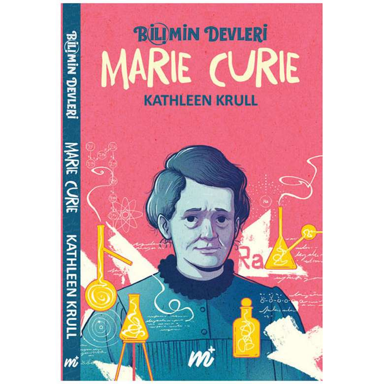 Bilimin Devleri Serisi - Marie Curie
