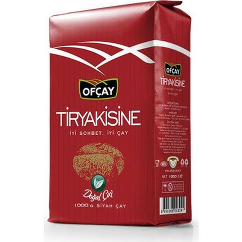 Ofçay Çay Tiryakisine 1000 G