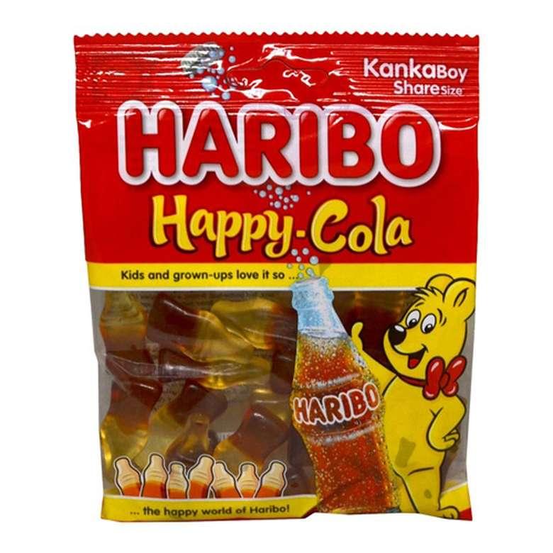 Harıbo Yumuşak Şeker Happy Cola 28 G