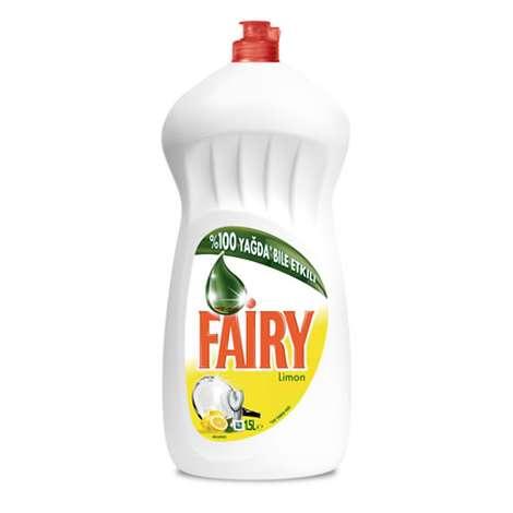 Fairy Bulaşık Deterjanı Limon 1500 Ml