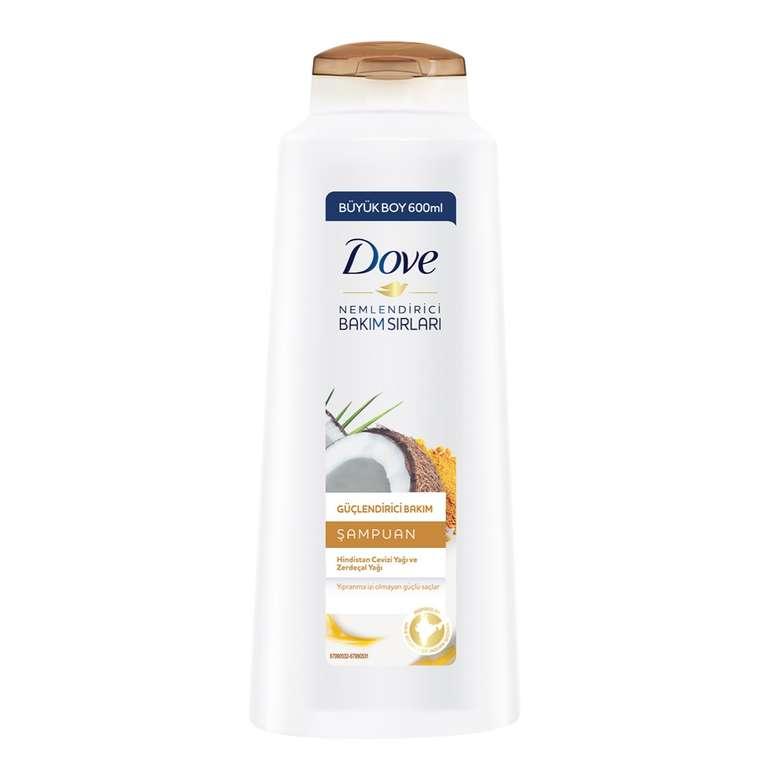 Dove Şampuan Hindistan Cevizi 600 Ml