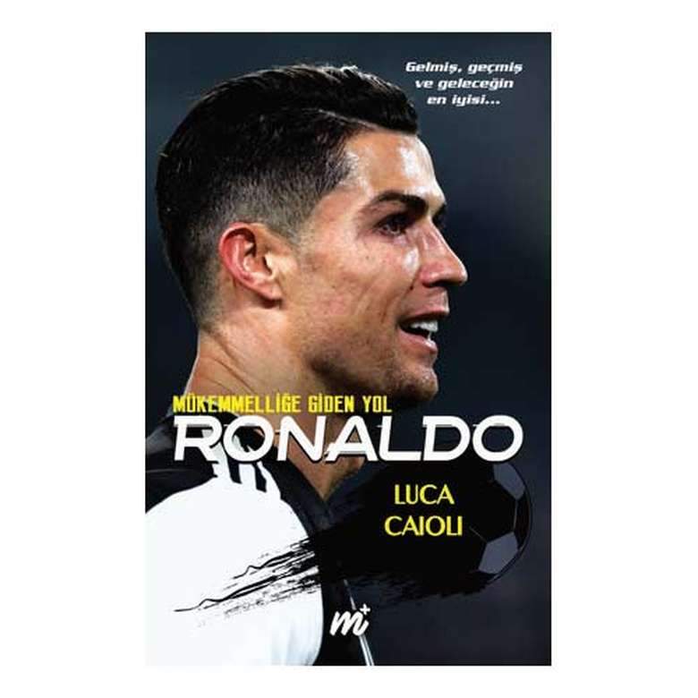 Sporcular Serisi Kitapları - Ronaldo